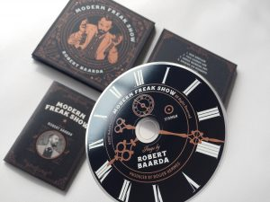 CD Modern Freak Show
